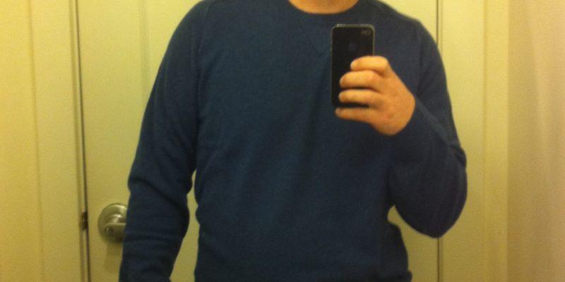 Banana Republic Merino Crewneck Sweater