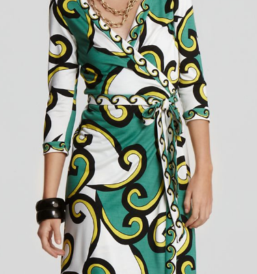 I have a girl Crush on DVF… and love this Dress
