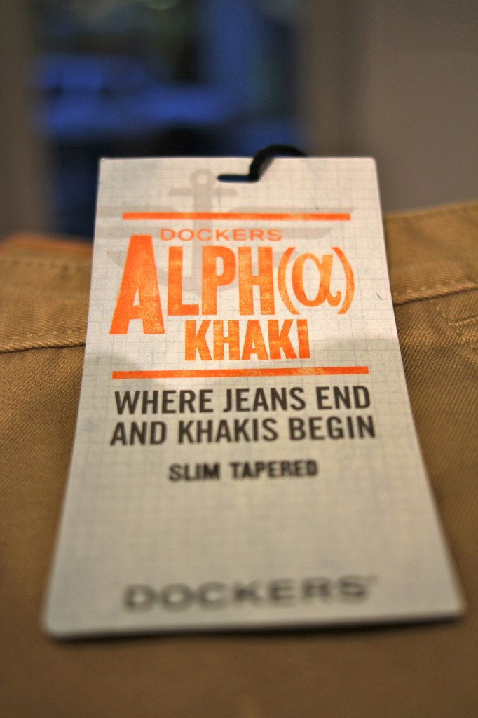 Dockers Alpha Event - Fashables