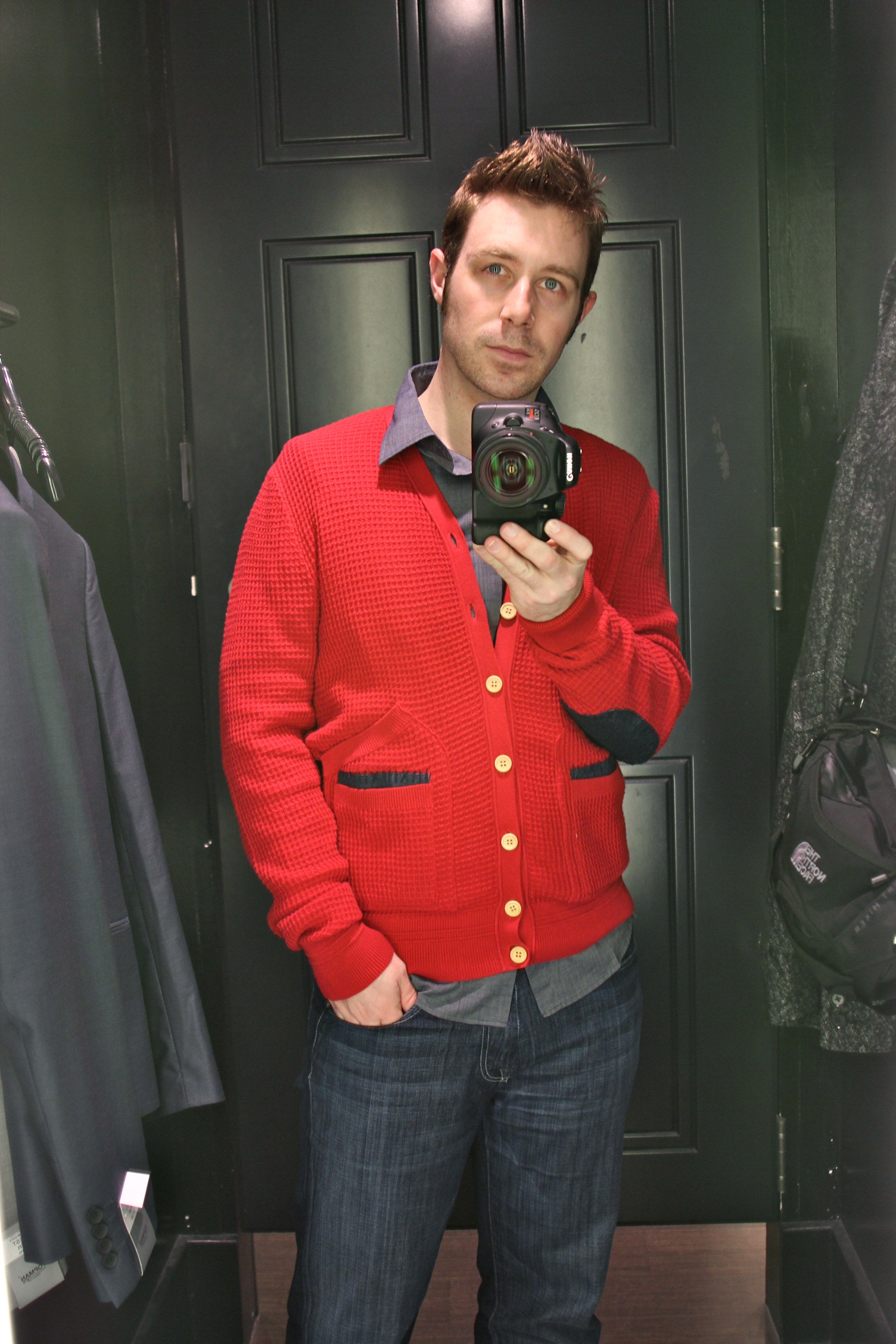 Cardigans Aren T Just For Mr Rogers Fashables