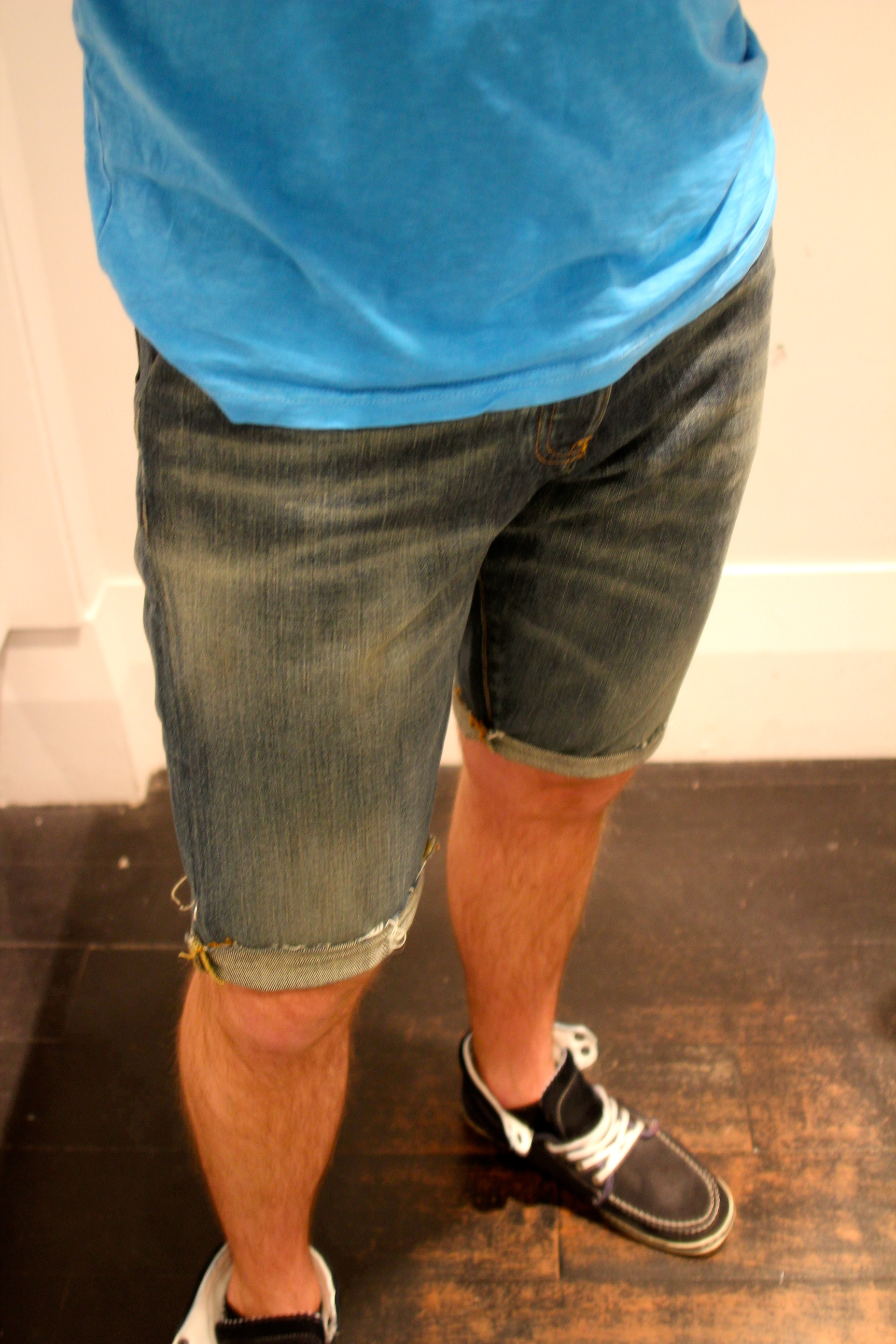 Jean Shorts for Men - Fashables