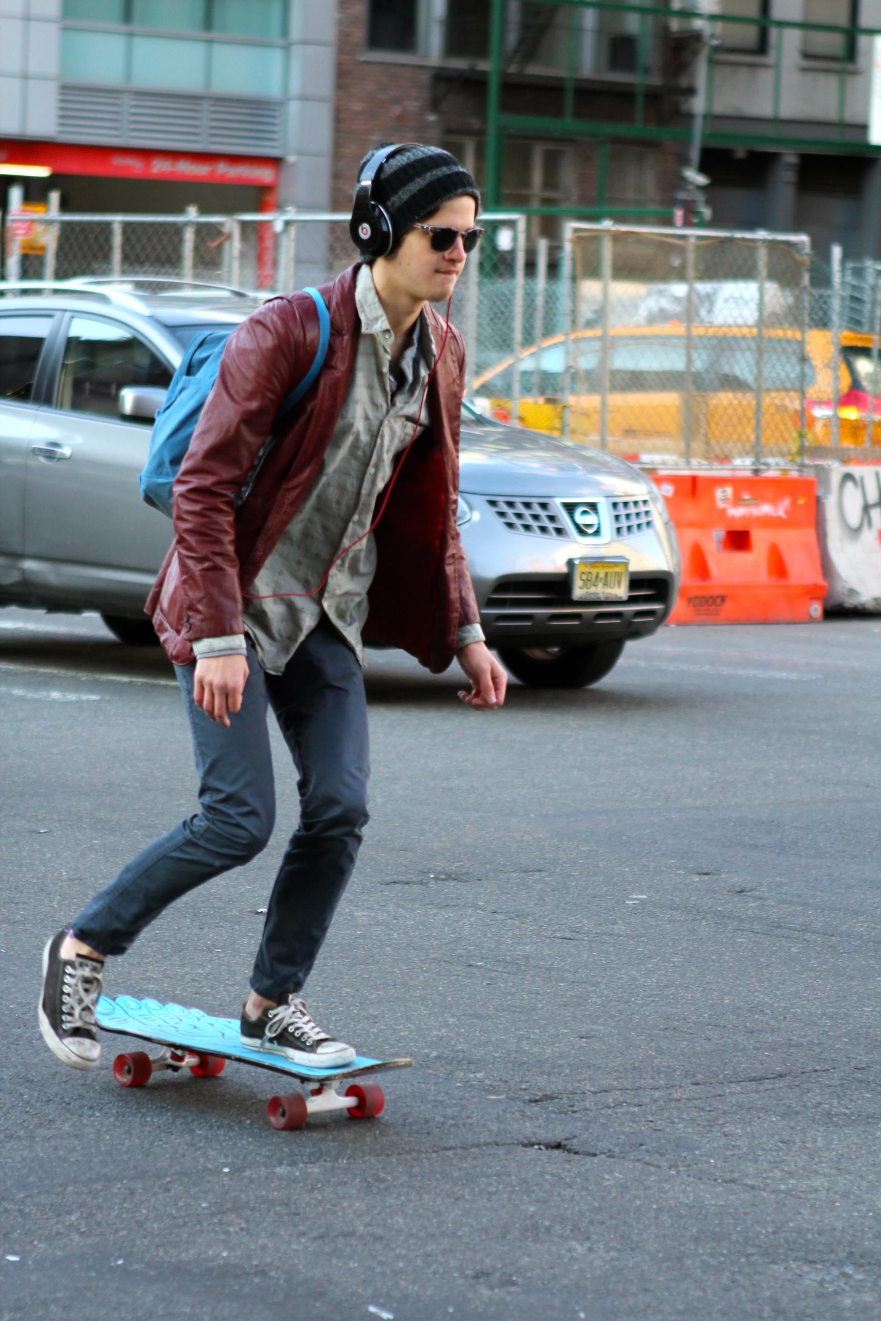 Street Style Photography: Back to SoHo - Fashables