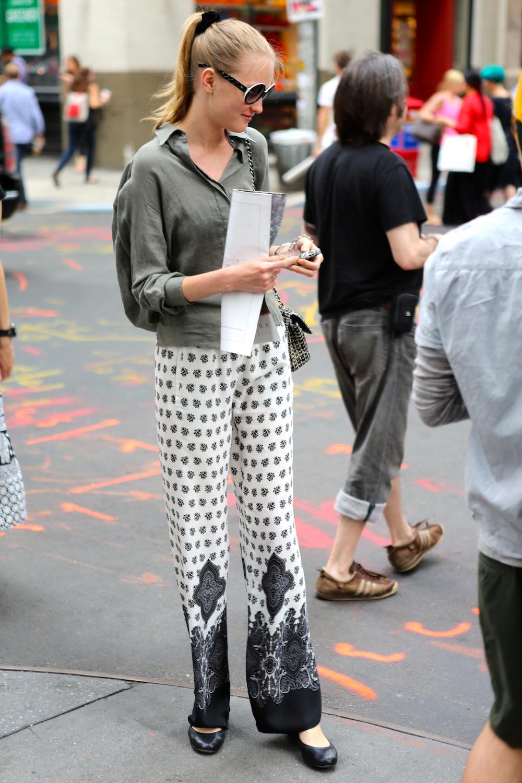 Street Style Fashion Blog: Hello August