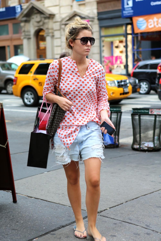 Street Style Fashion: August 13